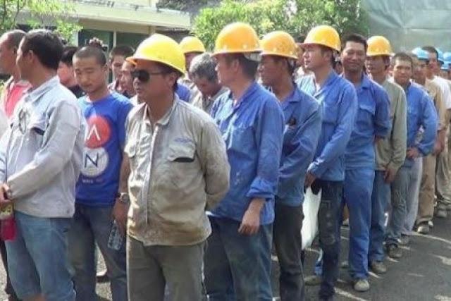 Bahayakan NKRI, PBB Sebut TKA dari China adalah Agen Militer