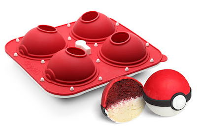 Poké Ball Cupcake Maker