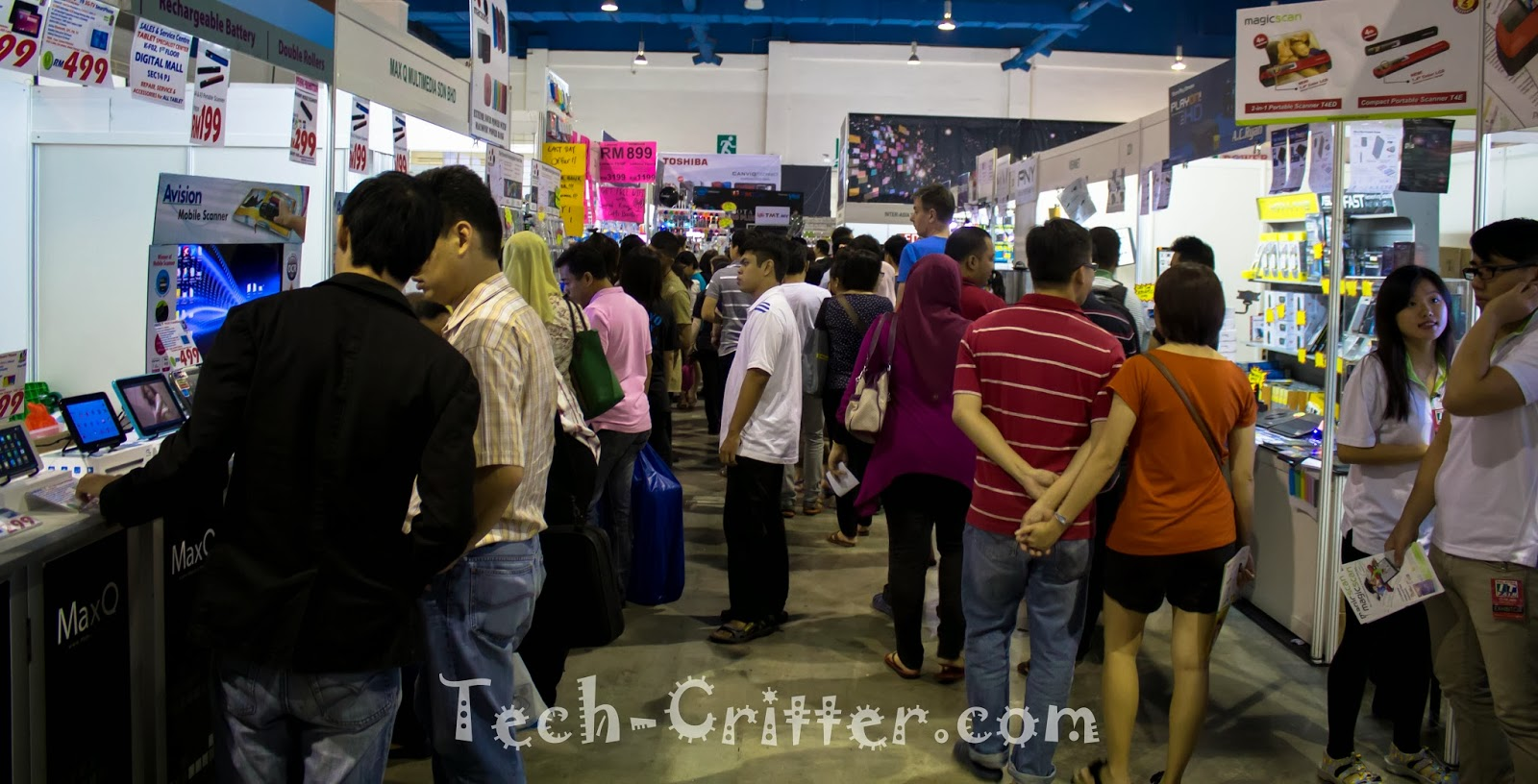 Coverage of the Malaysia IT Fair @ Mid Valley (17 - 19 Jan 2014) 298