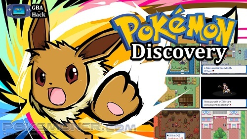 Pokemon Discovery