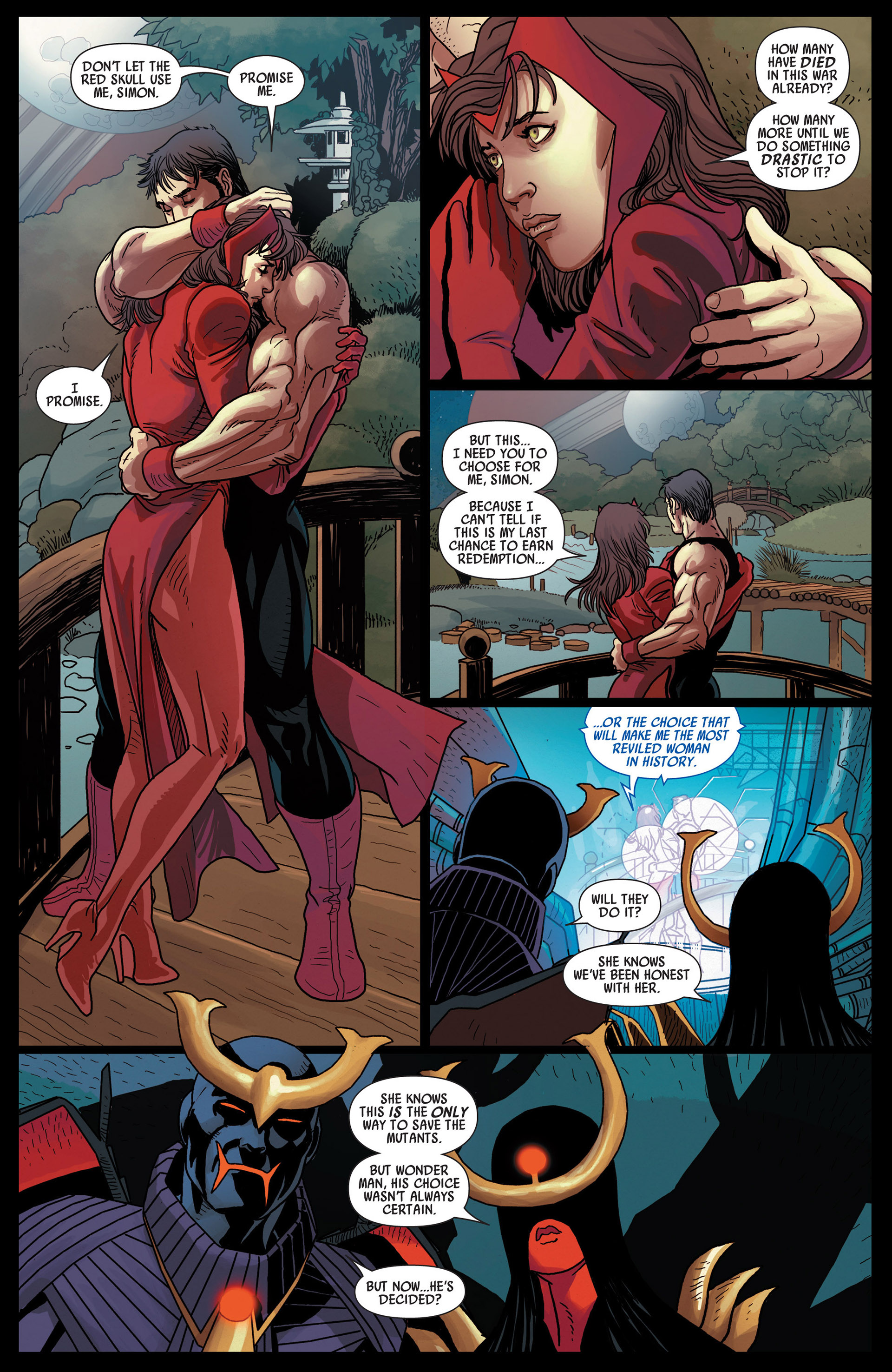 Read online Uncanny Avengers (2012) comic -  Issue #12 - 18