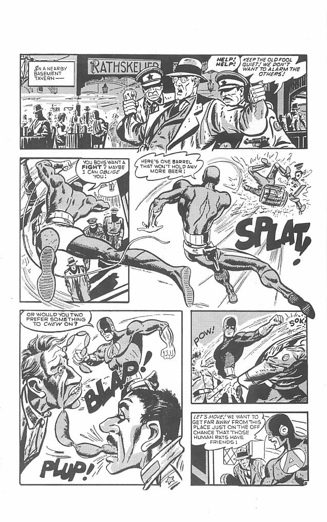 Read online Golden-Age Men of Mystery comic -  Issue #5 - 8