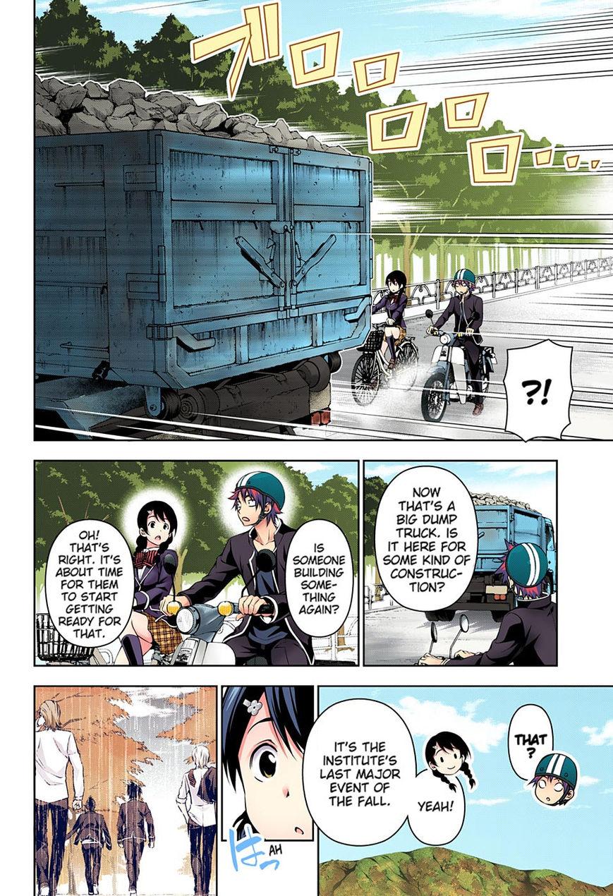 Shokugeki no Soma - Chapter 141