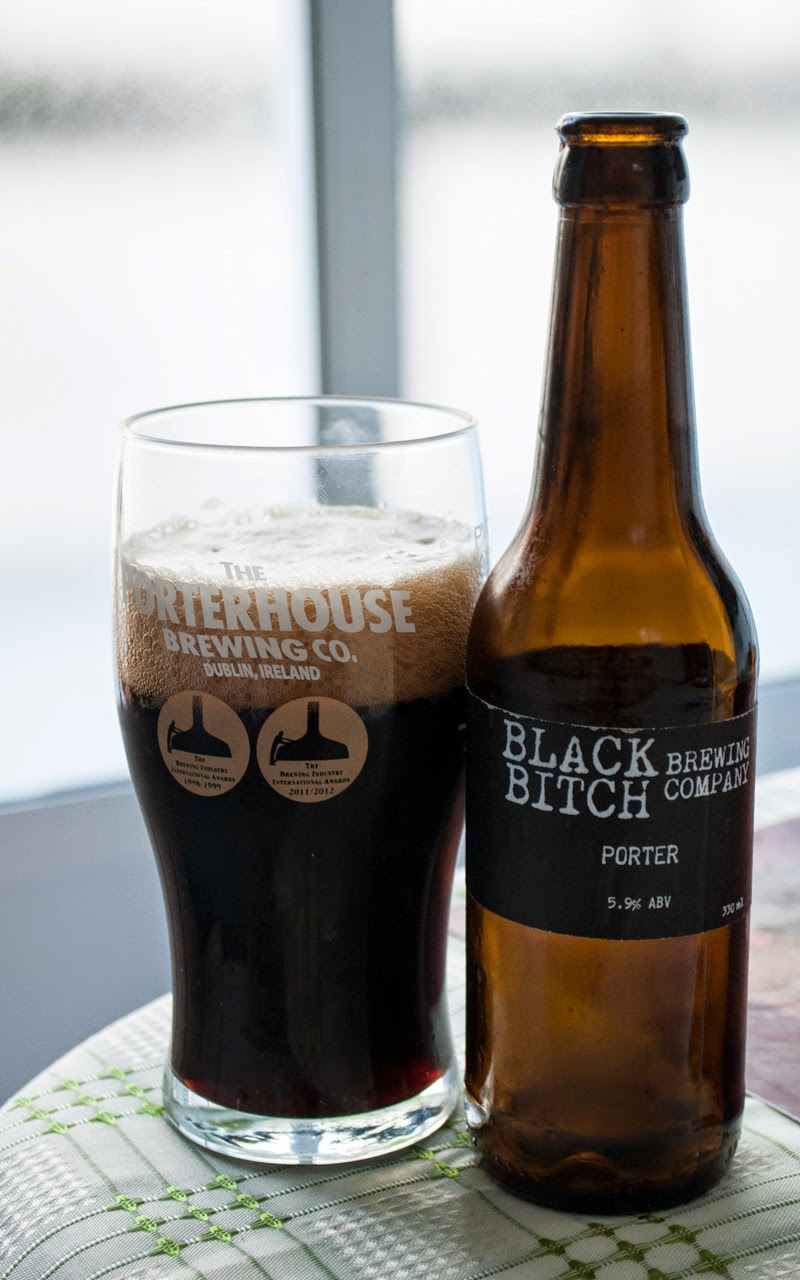 Black Bitch Porter