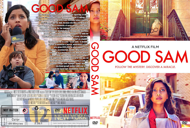Good Sam DVD Cover