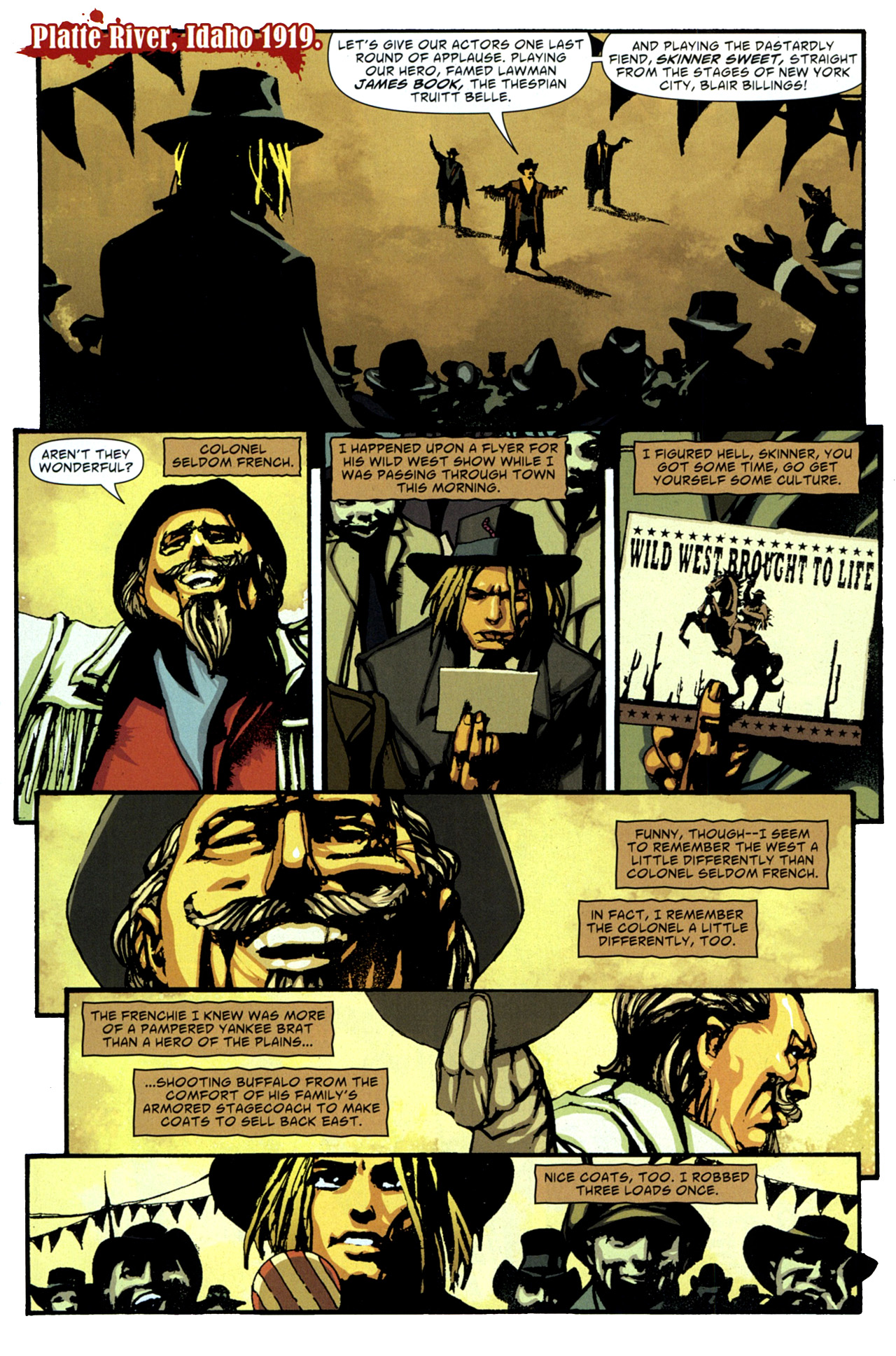 American Vampire issue 12 - Page 6