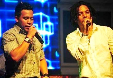 Foto de Dragón y Caballero en el escenario