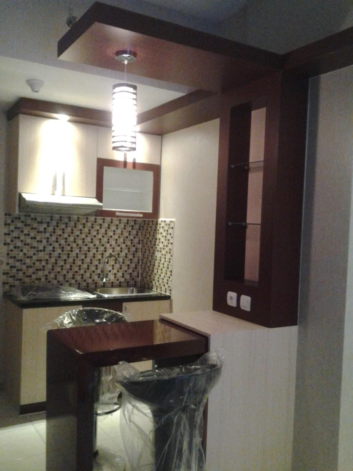 CV TRIDAYA INTERIOR Interior Apartemen Sentra Timur Design