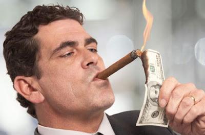 kebiasaan buruk tentang keuangan