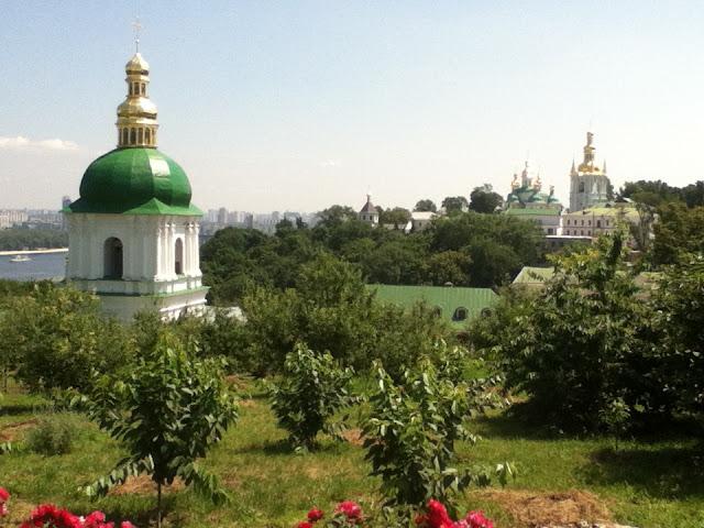 Kiev Pechetrsk Lavra, Kyev