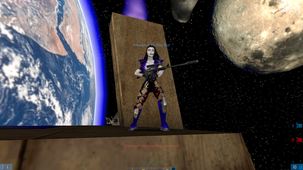 Women and Dreams: Running Unreal Tournament 1999 on Windows 10