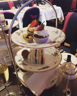 Afternoon Tea, Haymarket Hotel, London, Review, Brumus, Piccadilly,