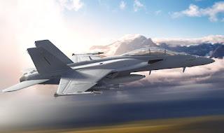 F/A-18E/F Super Hornet Block III