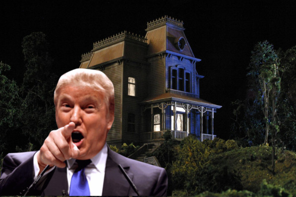 trump-liberal-haunted-house-scariest