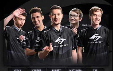 Team Secret bổ sung 2 nhà vô địch TI vào đội hình