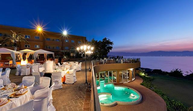Altafiumara Resort & SPA na região da Calábria
