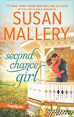 Book Review: Second Chance Girl, by Susan Mallery, 4 stars