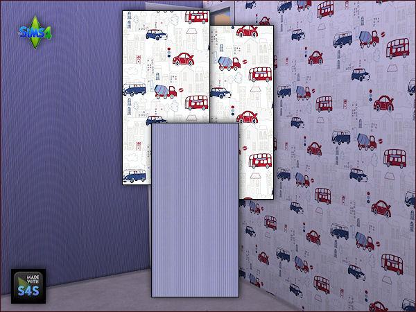 tapeten f r jungenzimmer wallpapers for boy rooms. Black Bedroom Furniture Sets. Home Design Ideas