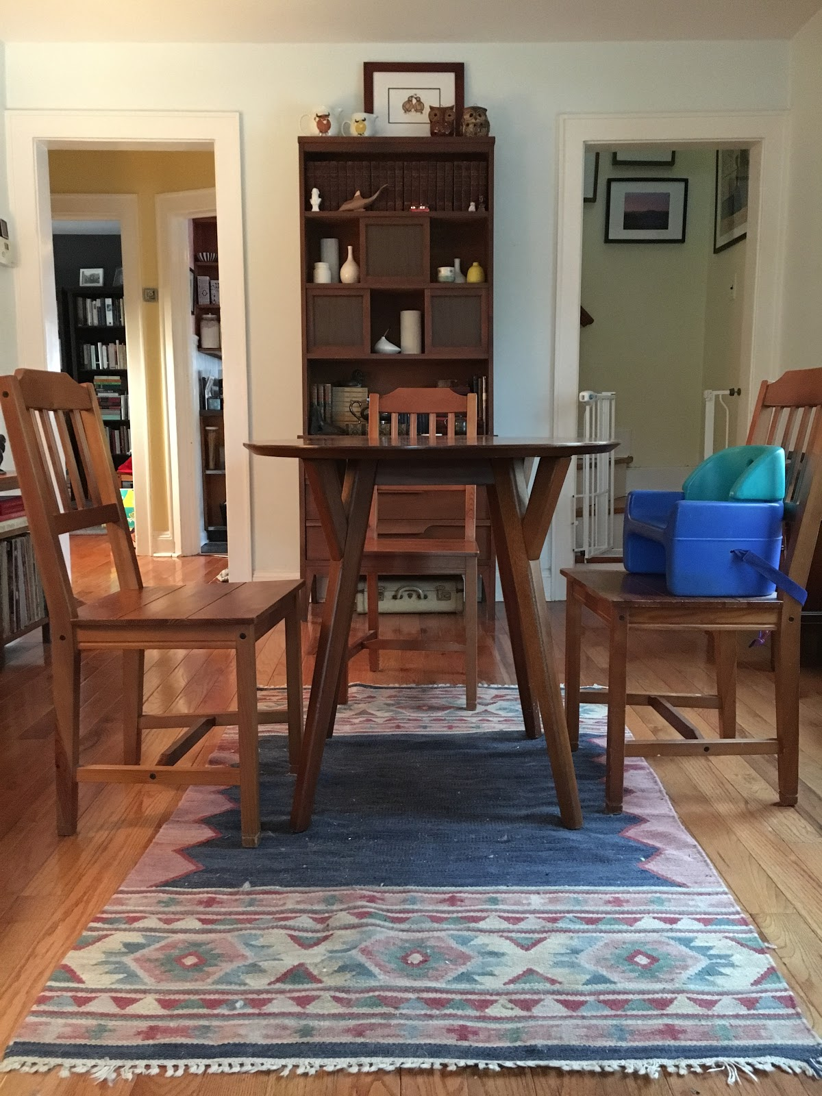 Crabby Fox Dining Chairs the Myth of Tar s Porter Mid Century
