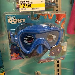 dory swim mask