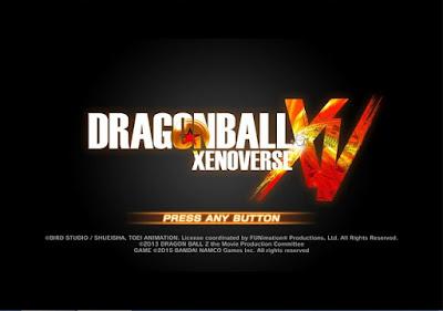 Dragon Ball XenoVerse PC Games for windows