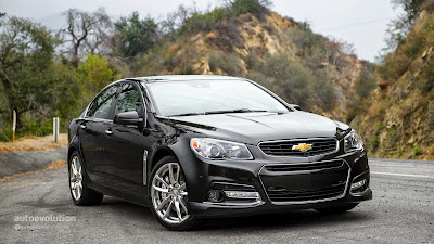 2015 Chevrolet SS - Cars Down