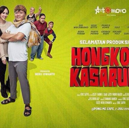 Sinopsis Hongkong Kasarung (2016)