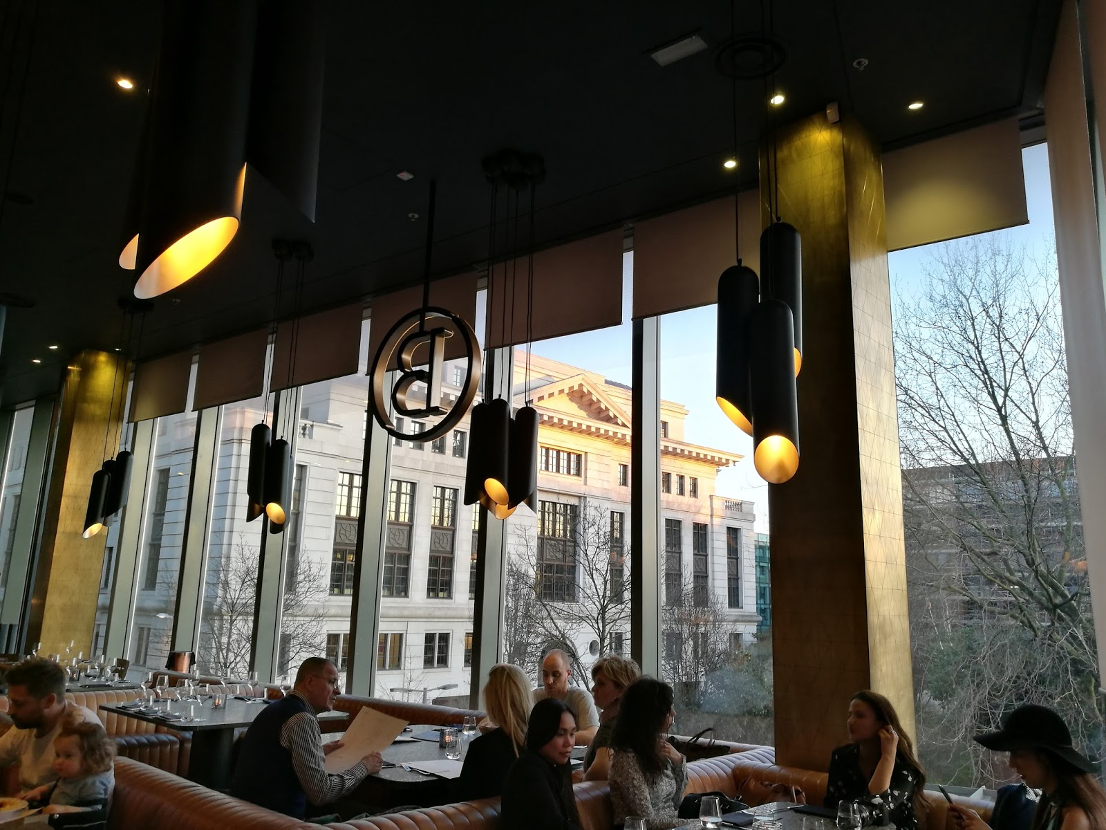 Barbecoa St Pauls//Review - On The Edge
