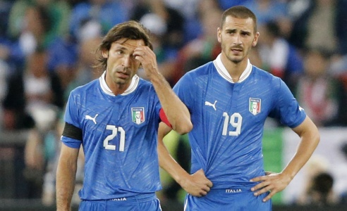 Italy in crisis.