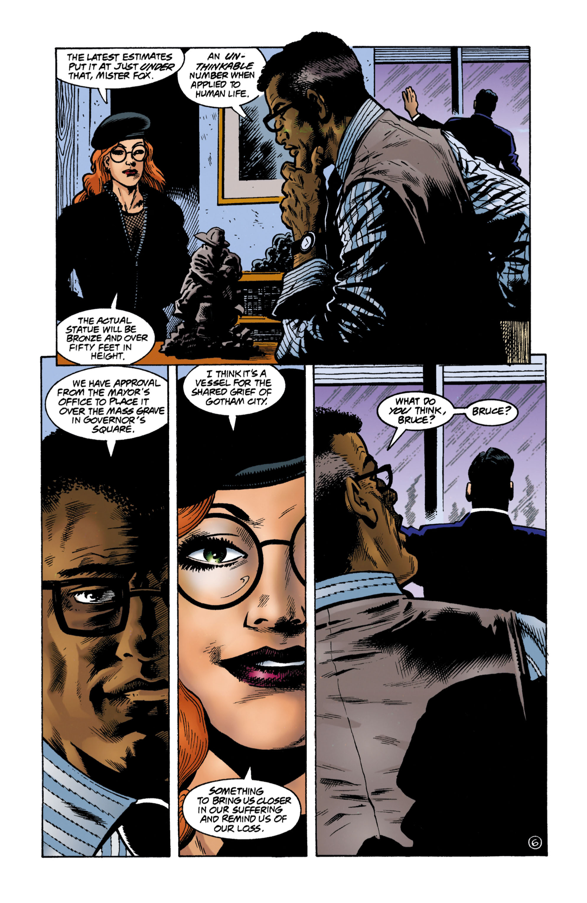 Detective Comics (1937) 724 Page 6