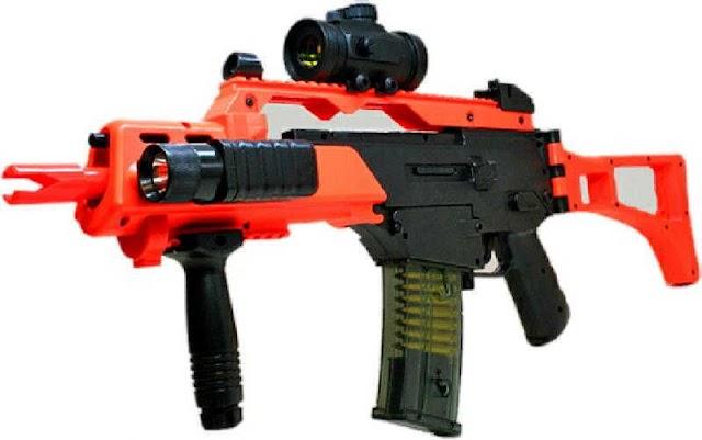The High-Speed Airsoft Bb Guns