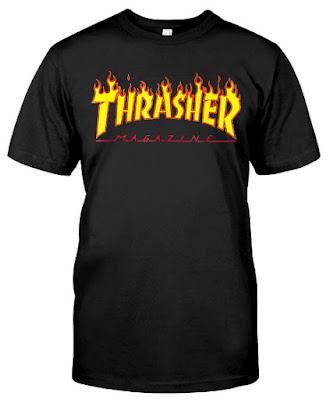THRASHER MAGAZINE T Shirts Hoodie Sweatshirt Sweater