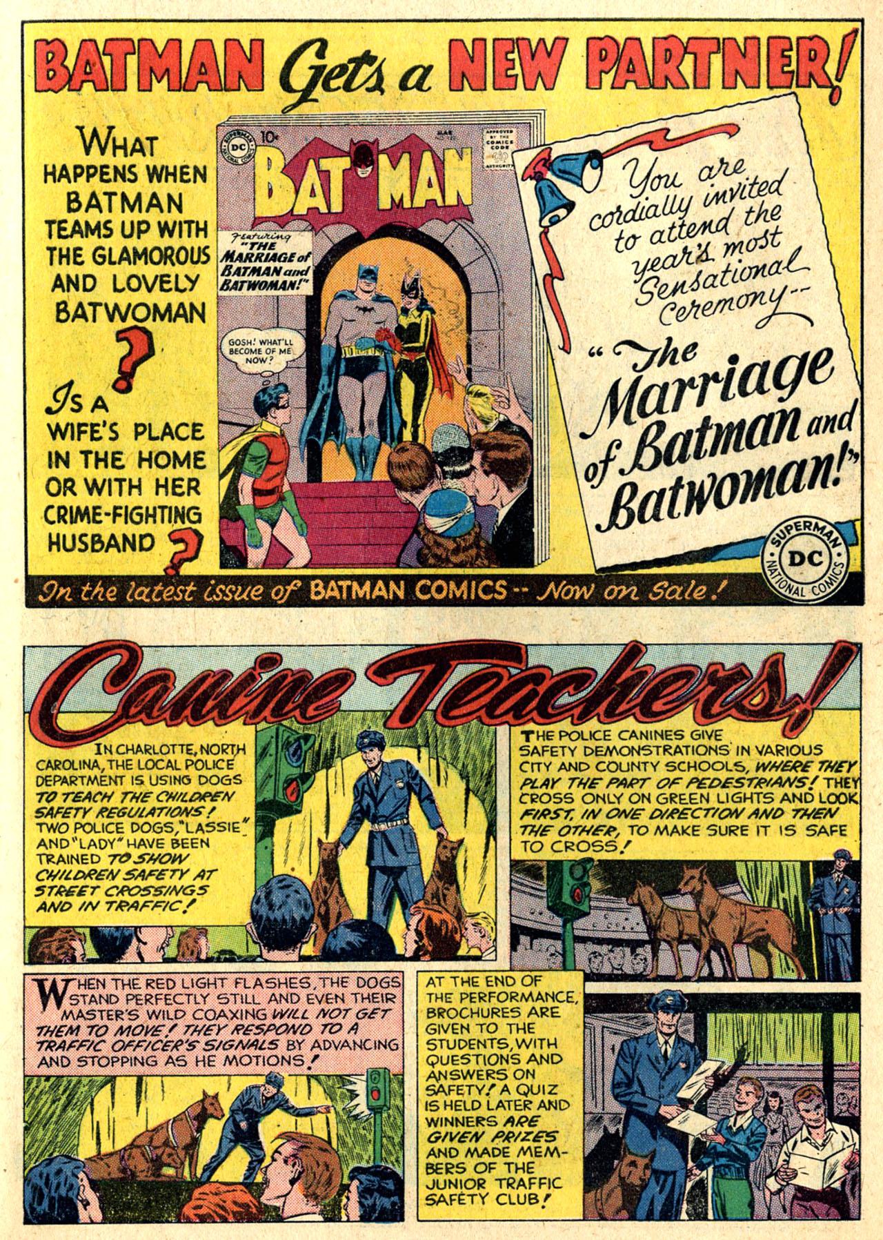 Read online Detective Comics (1937) comic -  Issue #265 - 15