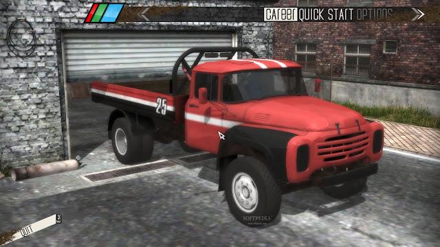 تحميل لعبة سباق شاحنات اوتو كروس download Autocross Truck Racing للكمبيوتر برابط مباشر