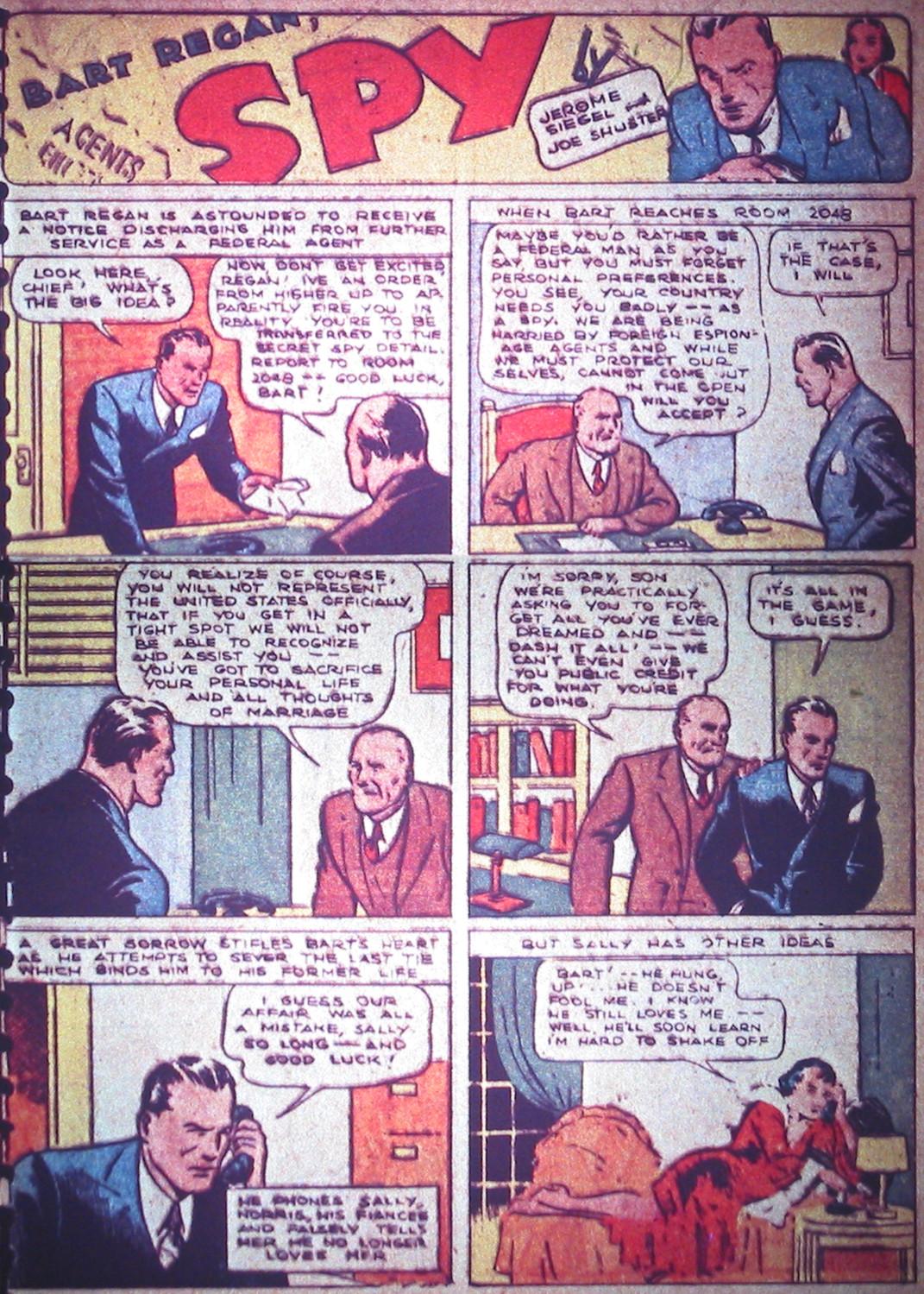 Read online Detective Comics (1937) comic -  Issue #1 - 40