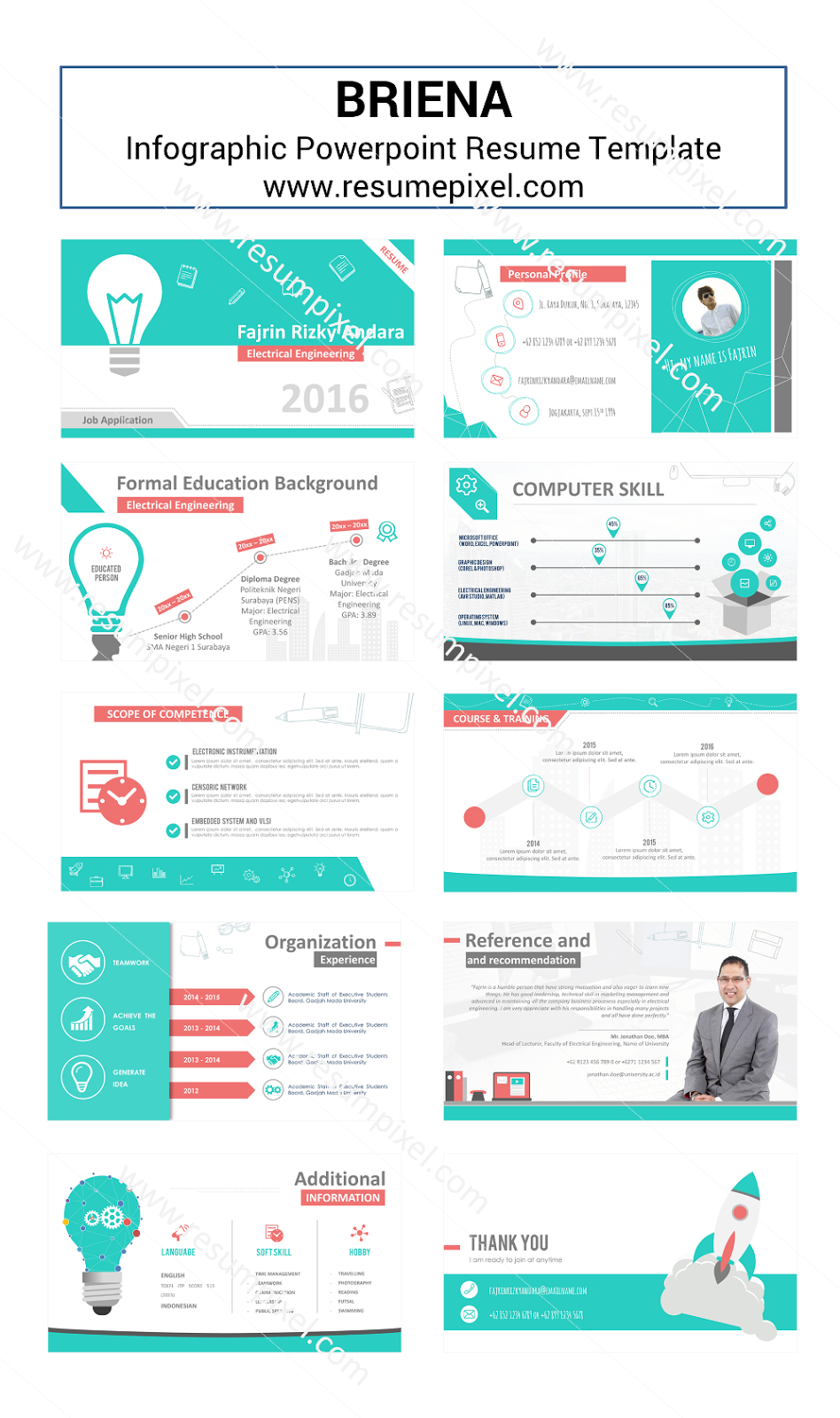 sample resume in powerpoint format   how to publish a