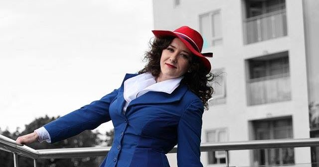 Without A Stitch On Agent Peggy Carter Part 2 The Suit
