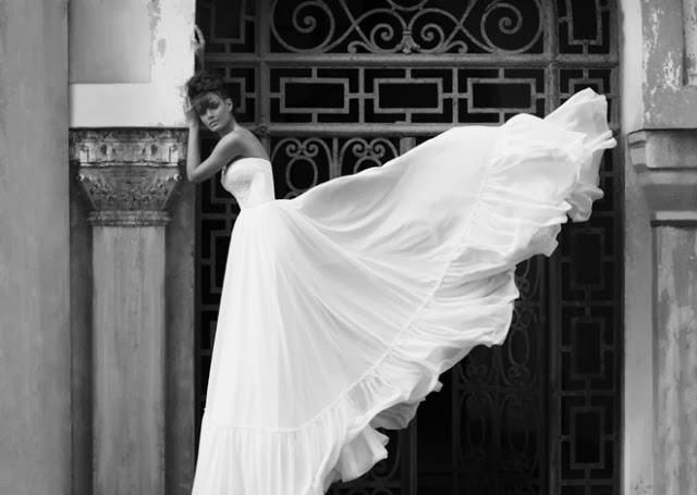 Passion For Luxury : Amazing Wedding Dresses
