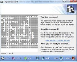 Download EclipseCrossword