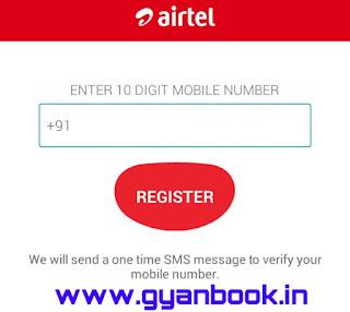 Airtel number