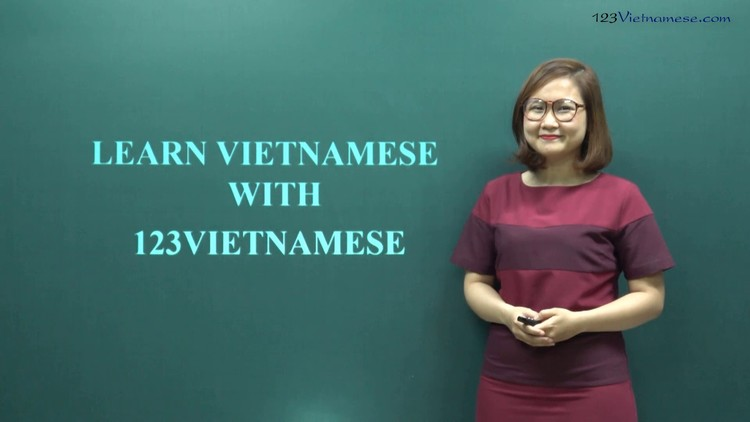 Learn Vietnamese for beginners - Udemy course