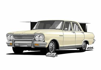 mobil vektor kuno