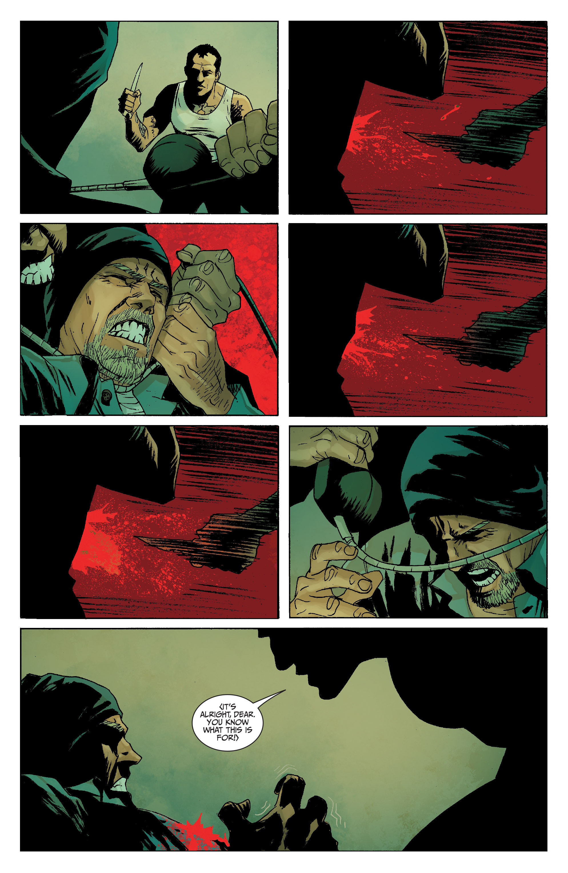 Read online Sons of Anarchy comic -  Issue #8 - 23