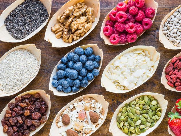 I superfood per vivere meglio