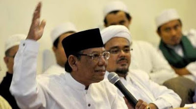Bertemu 4 Mata, KH Hasyim Muzadi Titipkan 3 Misi Penting Ini Kepada Habib Rizieq Syihab