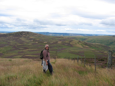 Walking the Patchwork Cheviots