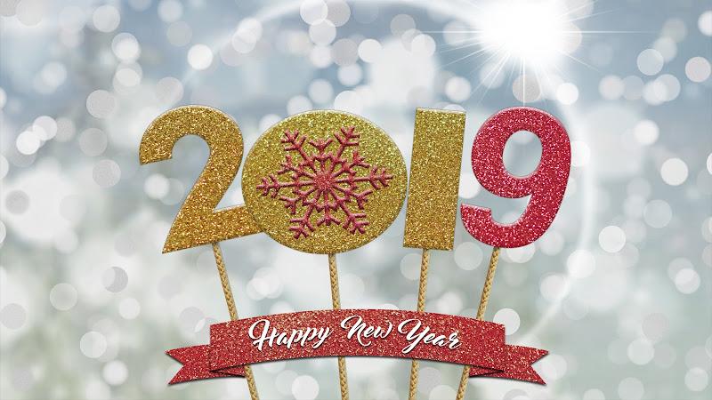 Año Nuevo 2019: Empieza con toda la mejor actitud!