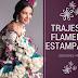 Trajes de flamenca estampados