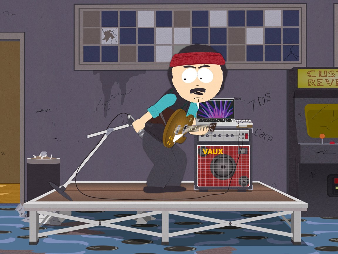 South Park - Season 15 Episode 07: Youre Getting Old