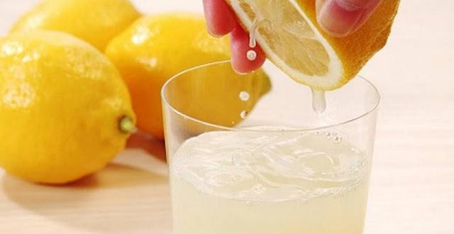 Mengobati Asam Urat dengan Jus Lemon